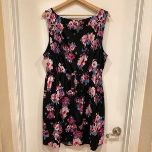 New Look Dresses - New Look Floral Cinched Waist Dress
